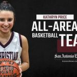 San Antonio Express News All Area Basketball Team
