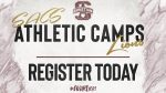 All Athletic Camps Now Open For Registration!