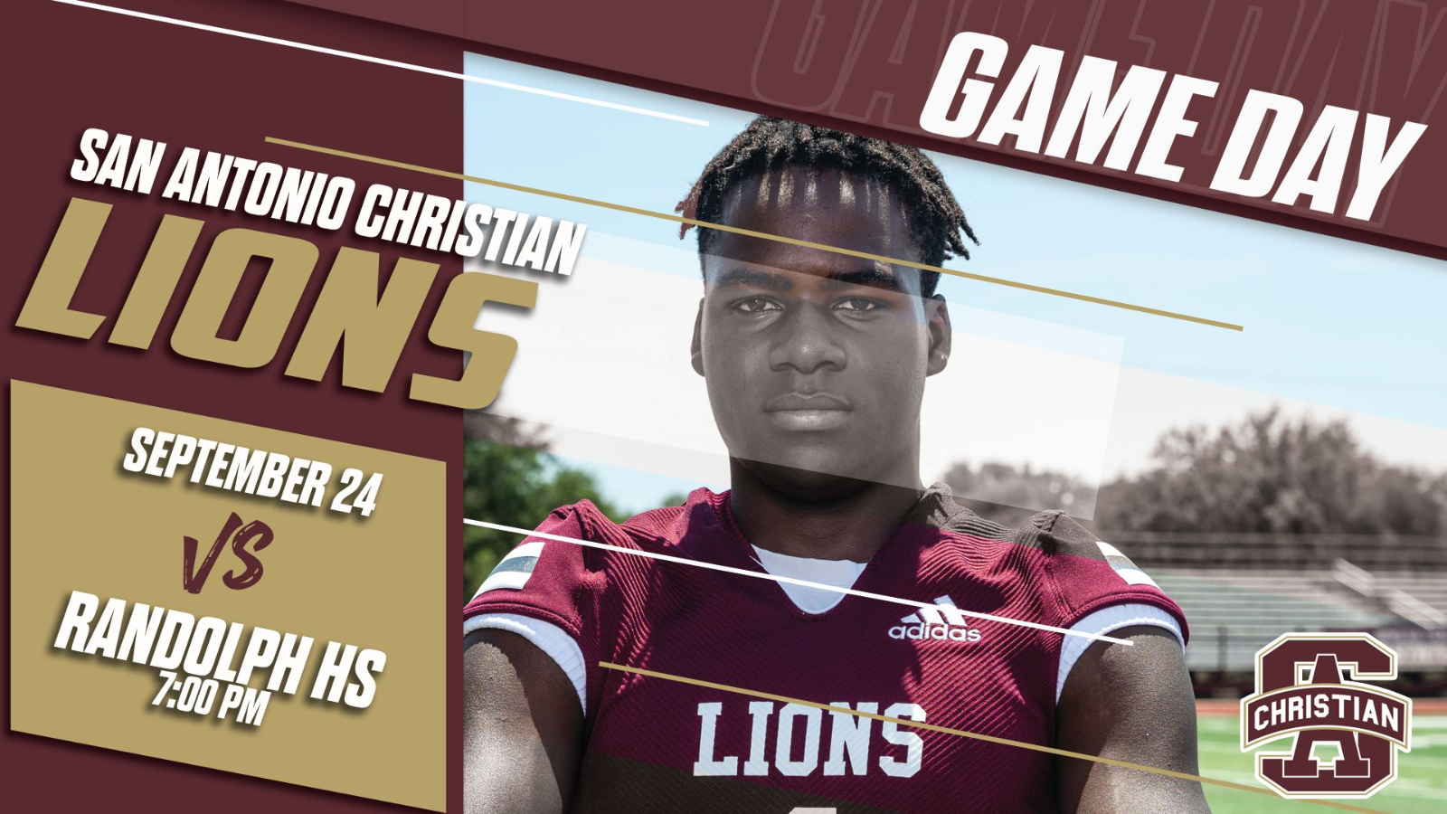 FOOTBALL IS BACK!! SEE YOU TONIGHT!