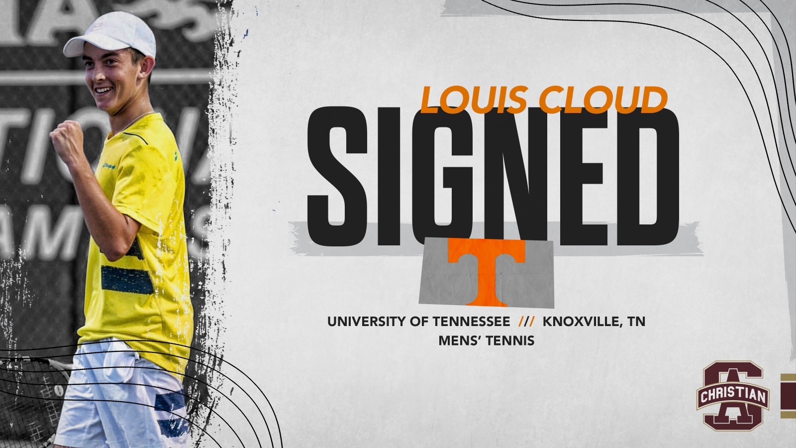 Signing Day- Louis Cloud!