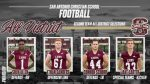 Football All District Honors- Congratulations Boys!