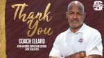 Coach Ellard- You Will Always Be a Lion Legend!