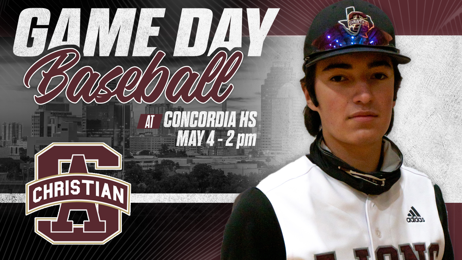Game Day for Lions Baseball!