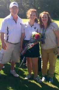2015 Varsity Golf Season