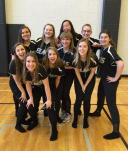 2016 Varsity Softball Season