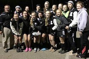 2015 Varsity Soccer Season