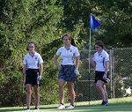 Our Lady Of The Elms High School Girls Varsity Golf falls to Archbishop Hoban High School 175-202