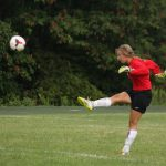 Our Lady Of The Elms High School Girls Varsity Soccer falls to Kidron Central Christian 9-0