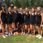 Our Lady Of The Elms High School Girls Varsity Tennis falls to Solon High School 4-1