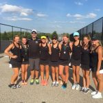 Our Lady Of The Elms High School Girls Varsity Tennis finishes 2nd place