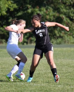 Soccer vs. Canton McKinley 8.29.16