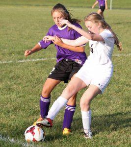 Varsity Soccer vs. Triway 9.1.16