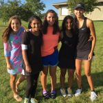 Our Lady Of The Elms High School Girls Varsity Tennis falls to Green High School 5-0