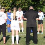 Soccer and Volleyball Celebrate Senior Night(s)!