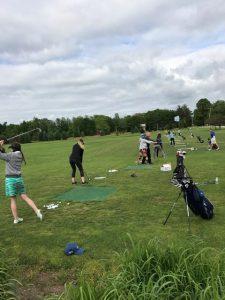 Golf Summer Fun!