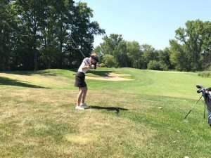 Varsity Golf vs. Lake Center (8.16.17)