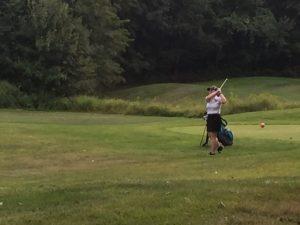 Varsity Golf vs. Norton