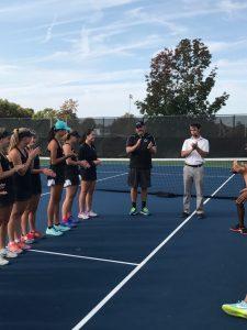 Elms Tennis @Twinsburg 9.12.17