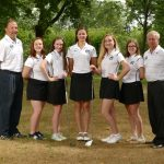 Elms Golf Team Makes History!