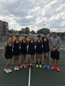 Varsity Tennis @Cuyahoga Falls Doubles Tournament