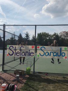 Tennis SENIOR NIGHT vs. Cuyahoga Falls 9.20.17