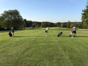 Golf @CVCA (Fox Den) 9.26.17