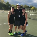 Elms OHSAA Tennis Sectionals @Tri City Courts (Rocky River) 10.4.17