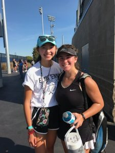Tennis at OHSAA State Tournament 10.19.17