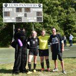 Elms Soccer Team Defeats Tuslaw and Celebrates Seniors