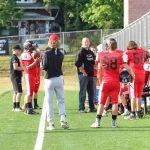 RHS JV Football vs Jackson Milton