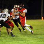 Varsity Ftball vs Smithville Homecoming Game pt 2