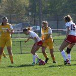 RHS Girls Soccer vs Waynedale Pt 2