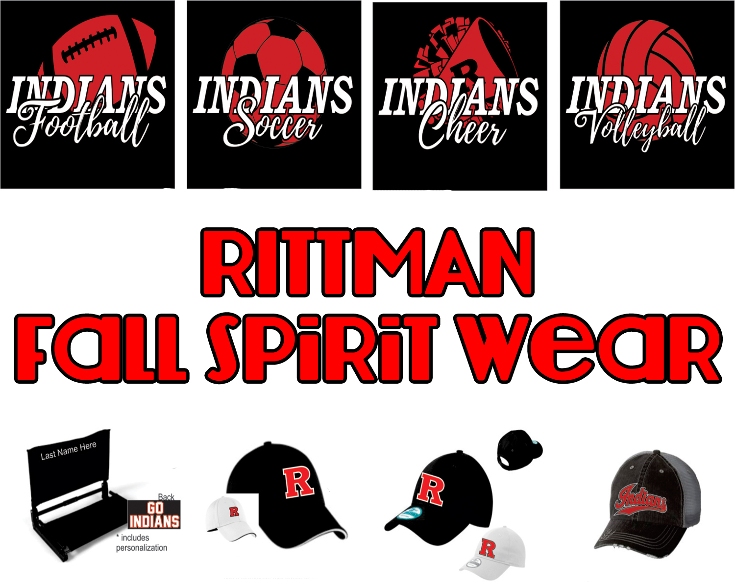 Rittman Fall Spirit Wear