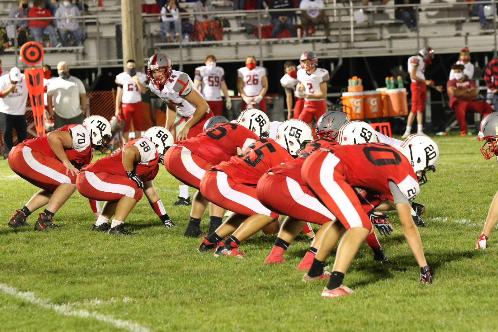RHS Football vs Norwayne