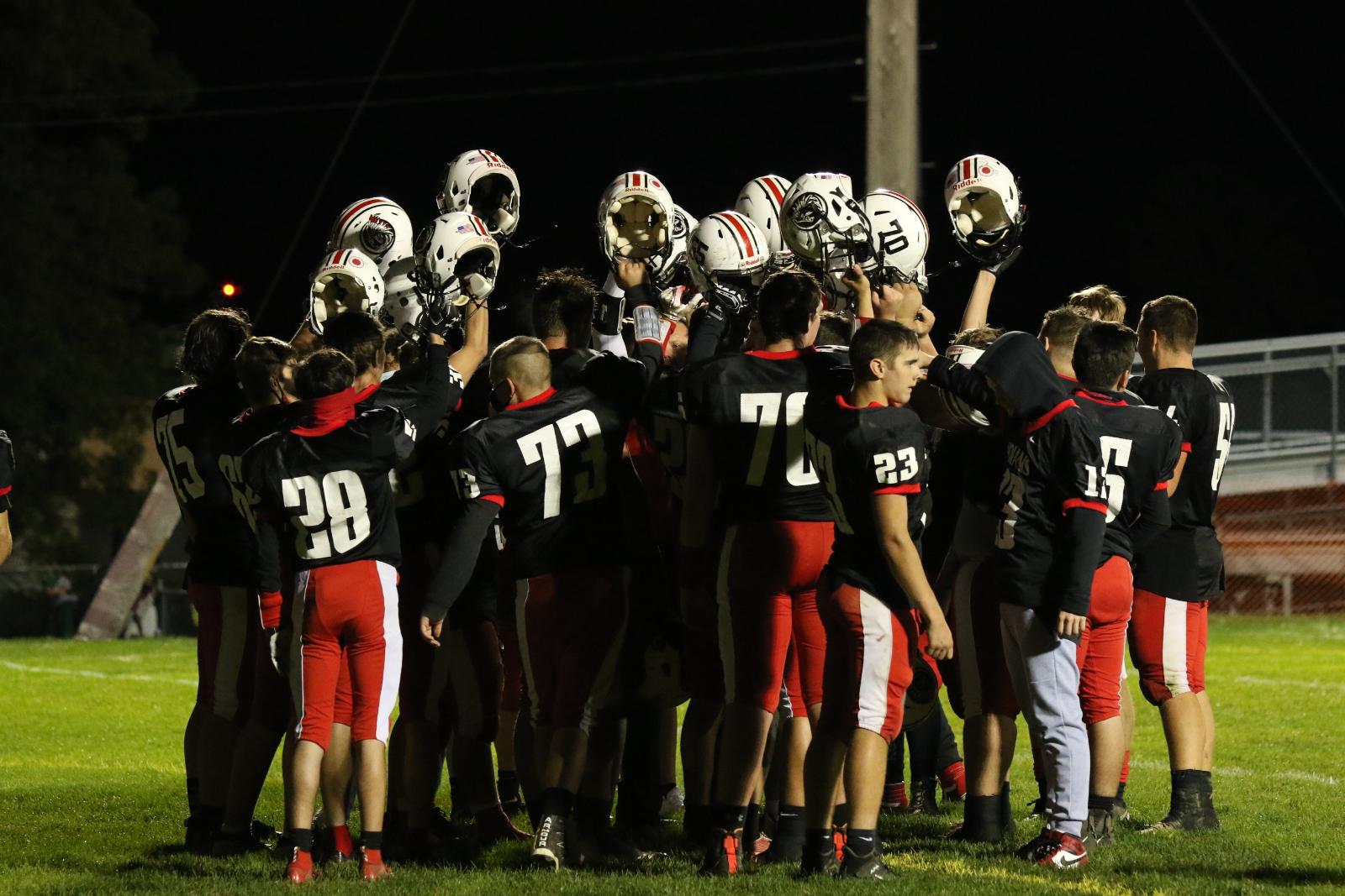 Football vs Smithville Photos Pt 2