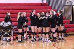 JV Volleyball vs Northwestern Photo Gallery