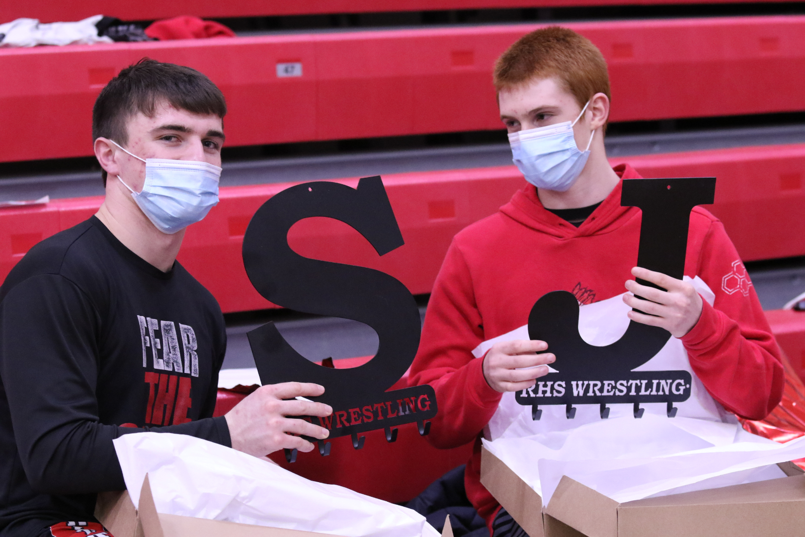 RHS Wrestling with Orrville and Benedictine Photo Gallery