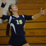 Ringgold High School Girls Varsity Volleyball beat Waynesburg Central High School 3-2