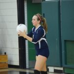 Ringgold High School Girls Varsity Volleyball beat Belle Vernon Area High School 3-1