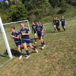 Girls Middle School Soccer falls to Chartiers Valley 3-0
