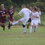 Boys Middle School Soccer beats Steel Valley 1-0