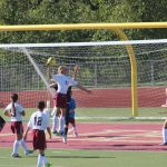 Boys Middle School Soccer falls to Chartiers Houston 5-1