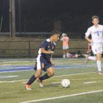 Boys Varsity Soccer falls to West Allegheny 5-1