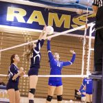 Volleyball beats Trinity 3-1, Secures Pizza