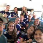 Girls Middle School Soccer falls to Trinity 3-2