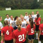 Girls Middle School Soccer beats Elizabeth Forward 3-2