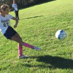 Girls Middle School Soccer falls to Canon Mac 5-0