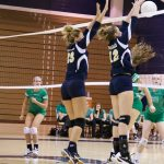 Volleyball swept by West Allegheny