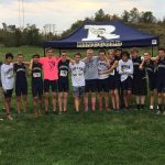 Boys Cross Country finishes 4th place at Tri-States