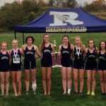 Girls Cross Country finishes 2nd place at Tri-States